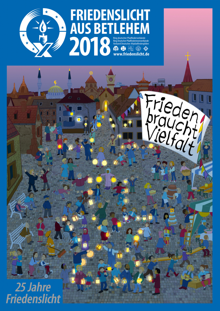 Friedenslicht 2018